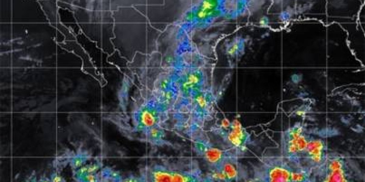 Tormenta tropical Tara favorecerá potencial de lluvias en diversos estados