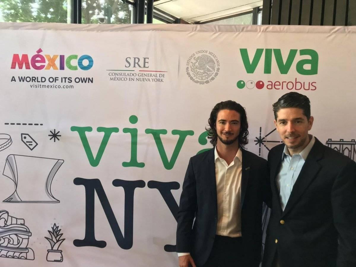 Viva Aerobus abre nueva ruta Ciudad de México-Nueva York