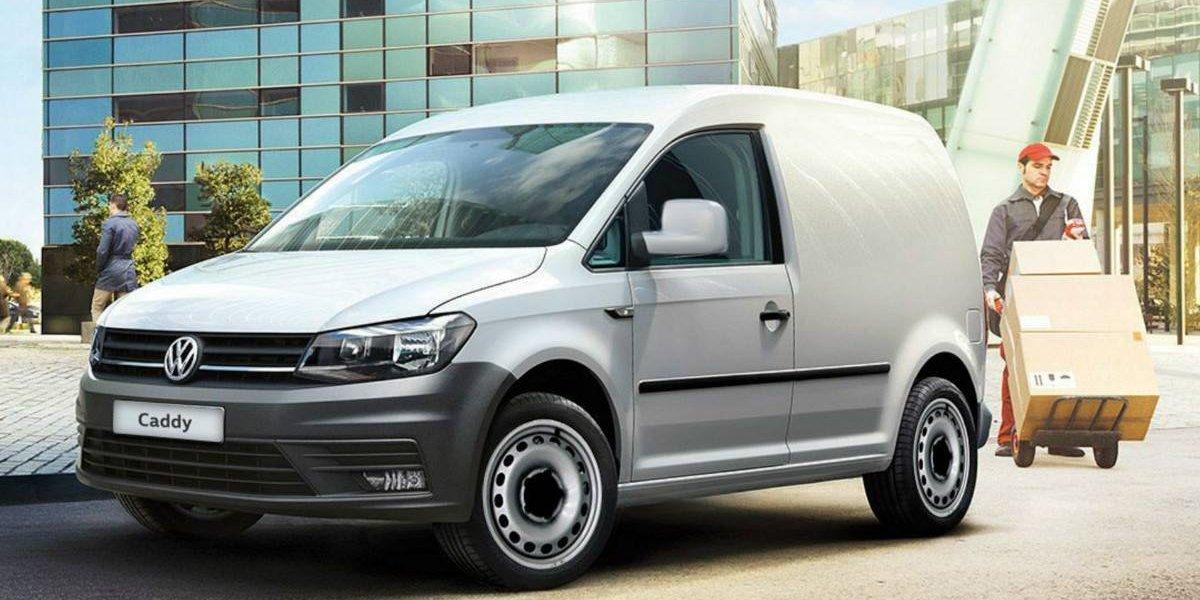 La renovación del Volkswagen Caddy trae más espacio