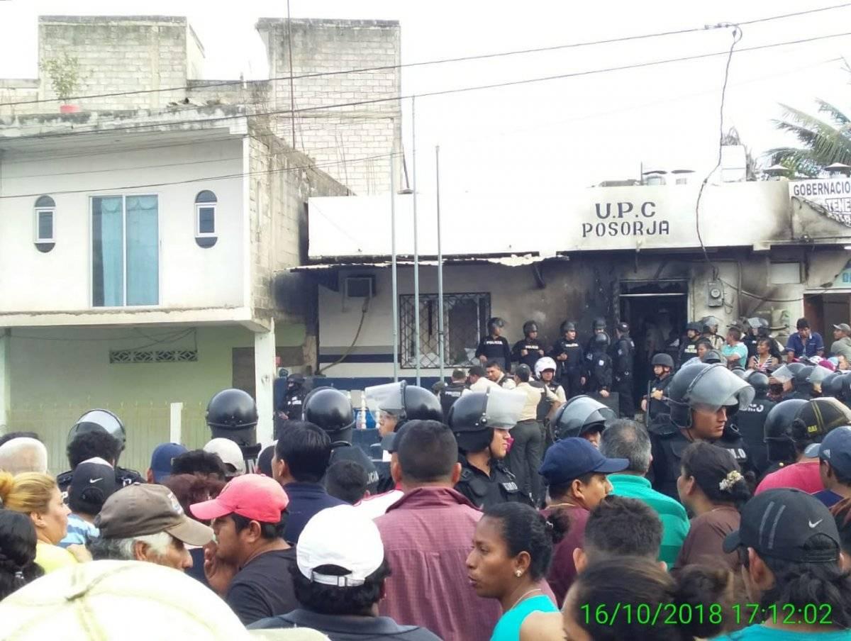 Fiscalía identifica a 15 personas por triple asesinato en Posorja Twitter