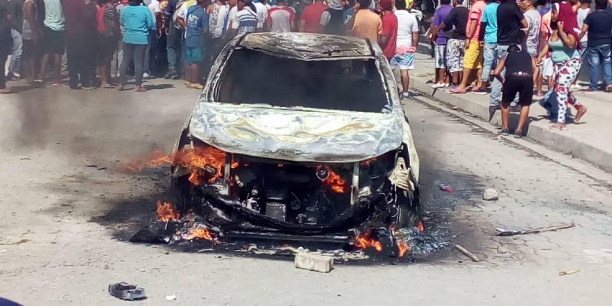 Familias de las personas fallecidas en Posorja piden justicia
