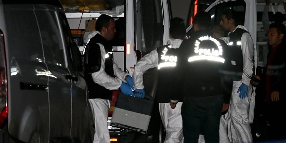 Audio revelaría el presunto asesinato y tortura de periodista en el consulado saudita de Estambul