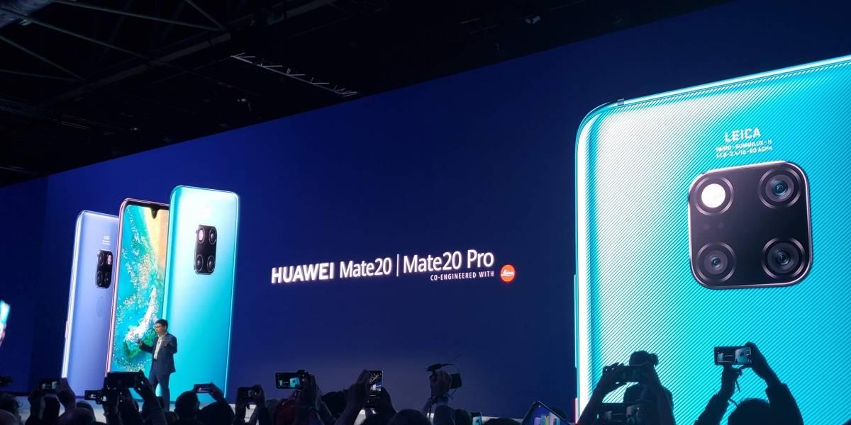 Galería: Londres bajo la triple cámara del Huawei Mate 20 Pro