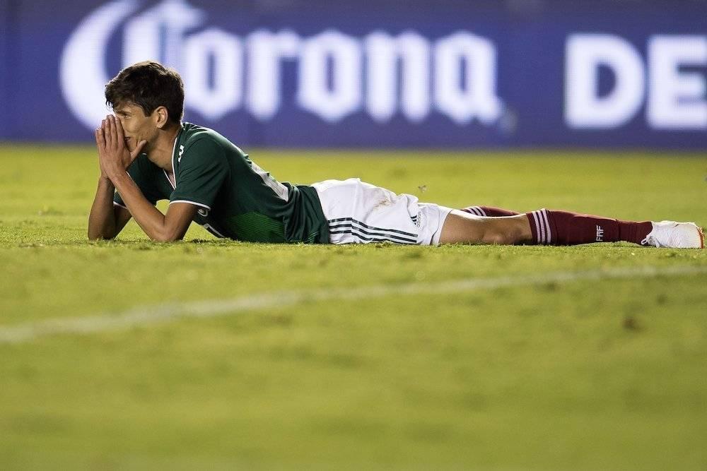 Jurgen Damm tuvo una oportunidad muy clara de gol y no la supo aprovechar. / Mexsport