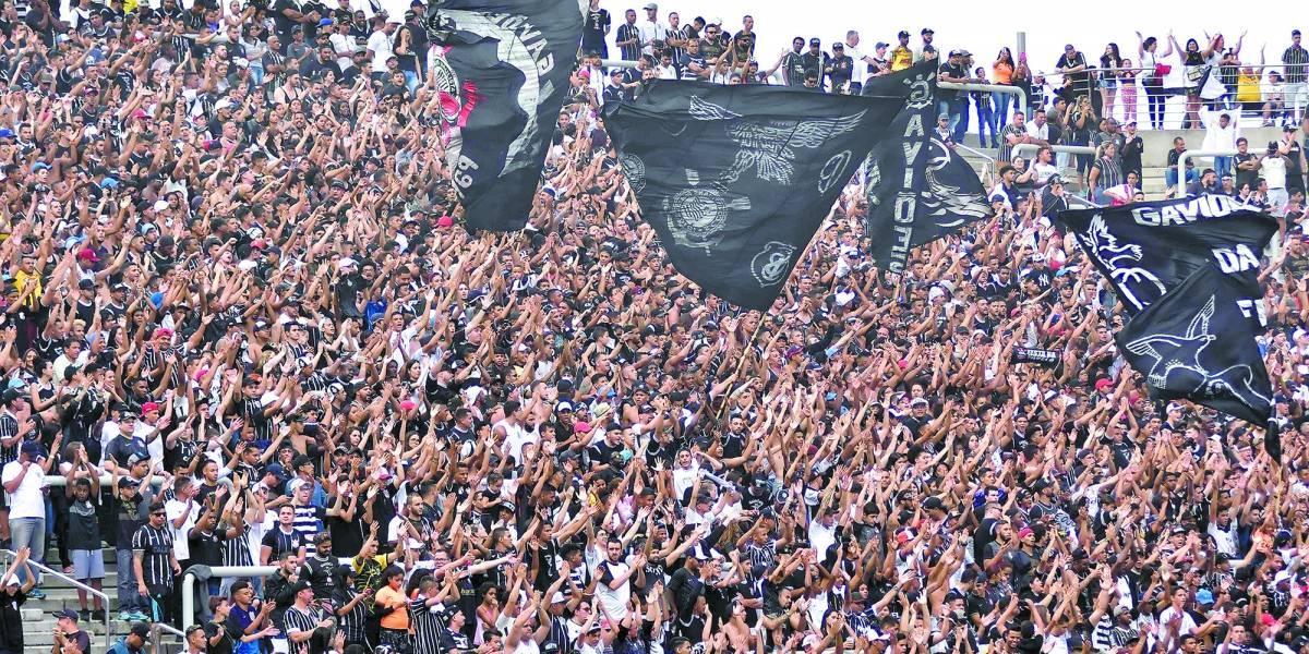 Campeonato Brasileiro: onde assistir ao vivo online o jogo Botafogo x Corinthians pela 32ª rodada
