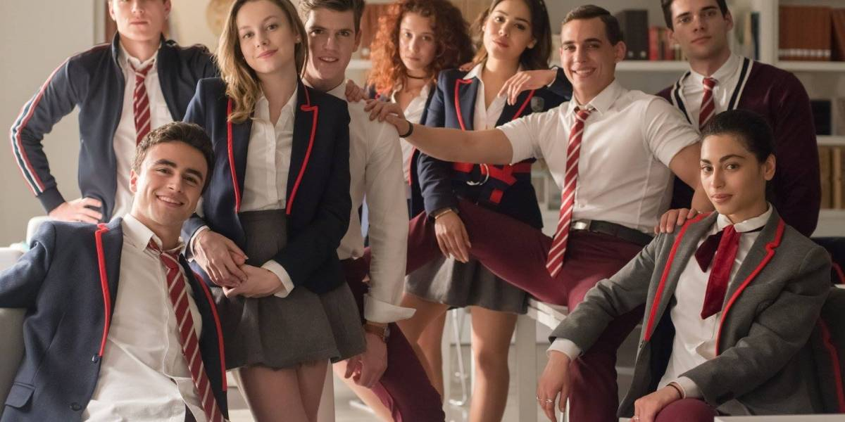 """""""Elite"""": Netflix confirma una segunda temporada de la serie"""