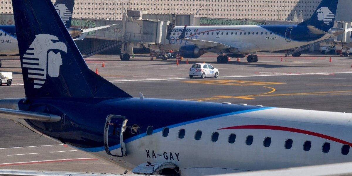 Aeroméxico reducirá su flota y suspenderá nueve rutas en 2019