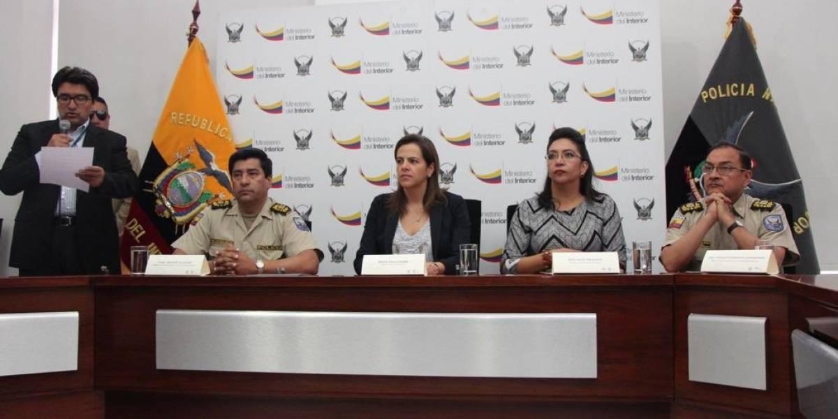 Capturan militares ecuatorianos por posibles vínculos con Guacho