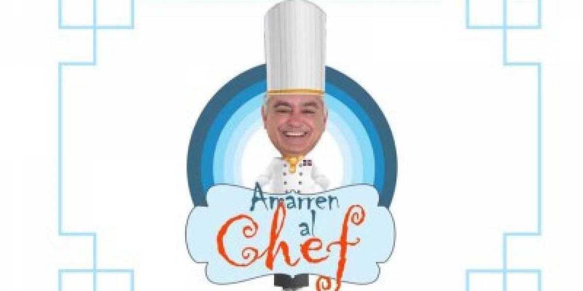 Anuncian grabación comedia romántica 'Amarren al chef'