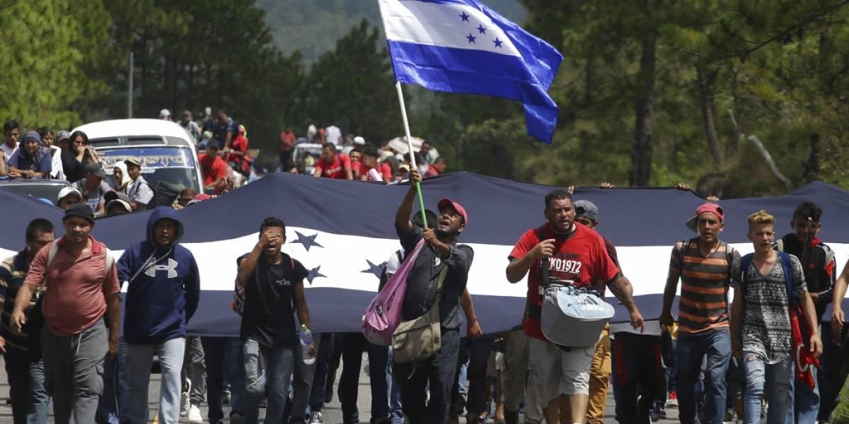 México no permitirá entrada de caravana migrante sin visa: SRE