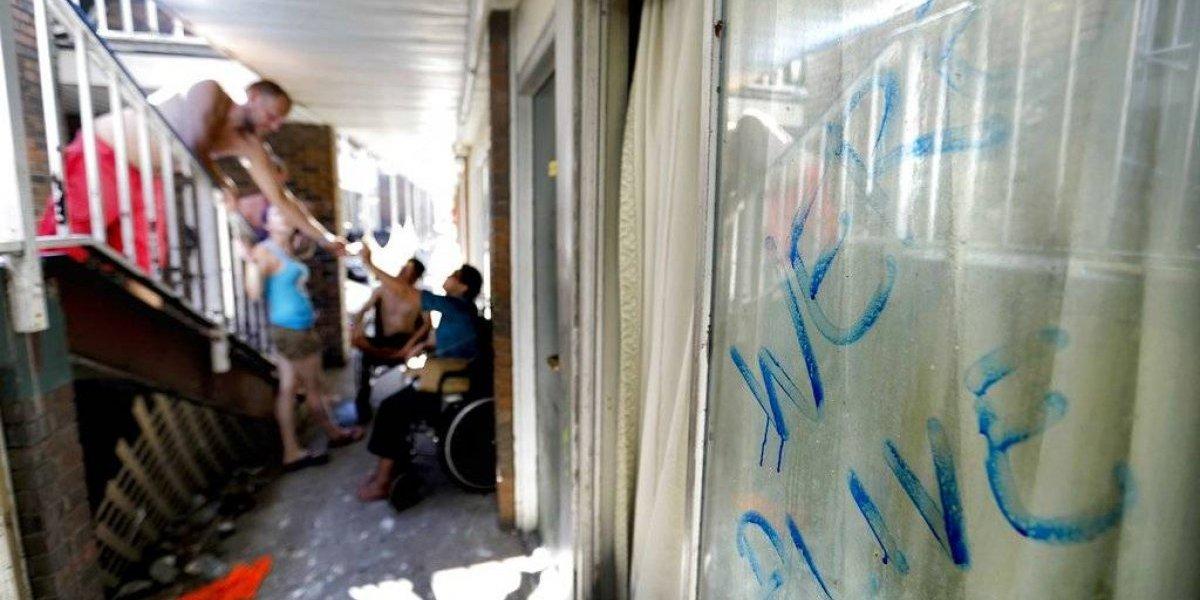 Damnificados del huracán Michael son víctimas de saqueadores