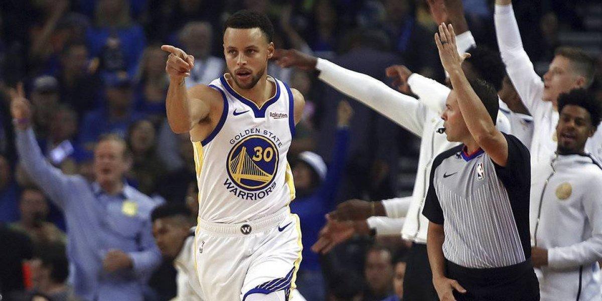 Golden State y Boston no dejan lugar a las sorpresas en el inicio de la NBA