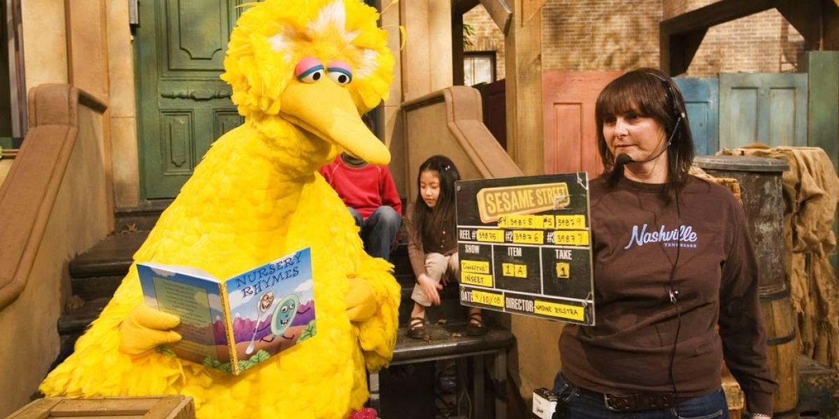 "Marionetista de Big Bird se retira de ""Sesame Street"""