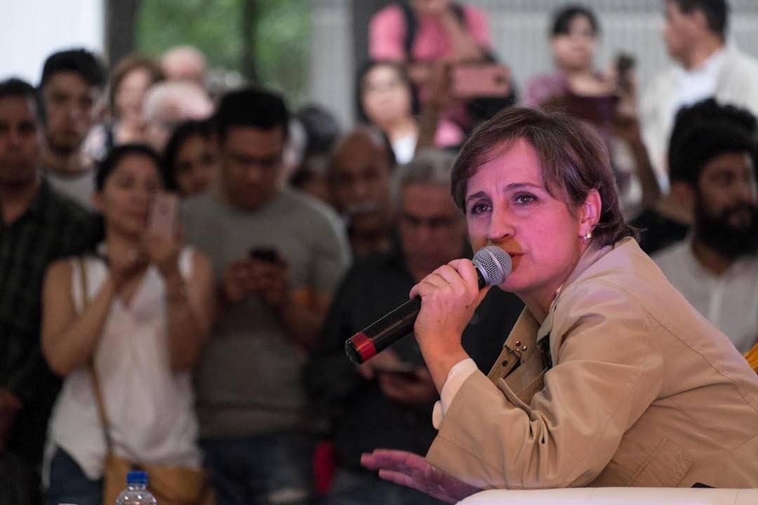 Conduce un noticiero en CNN en Español Foto: Cuartoscuro