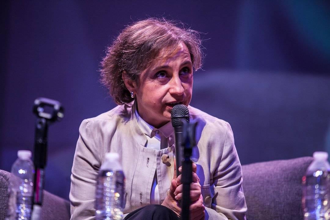 Adicionalmente, cuenta en Internet con el portal de noticias Aristegui Noticias. Foto: Cuartoscuro
