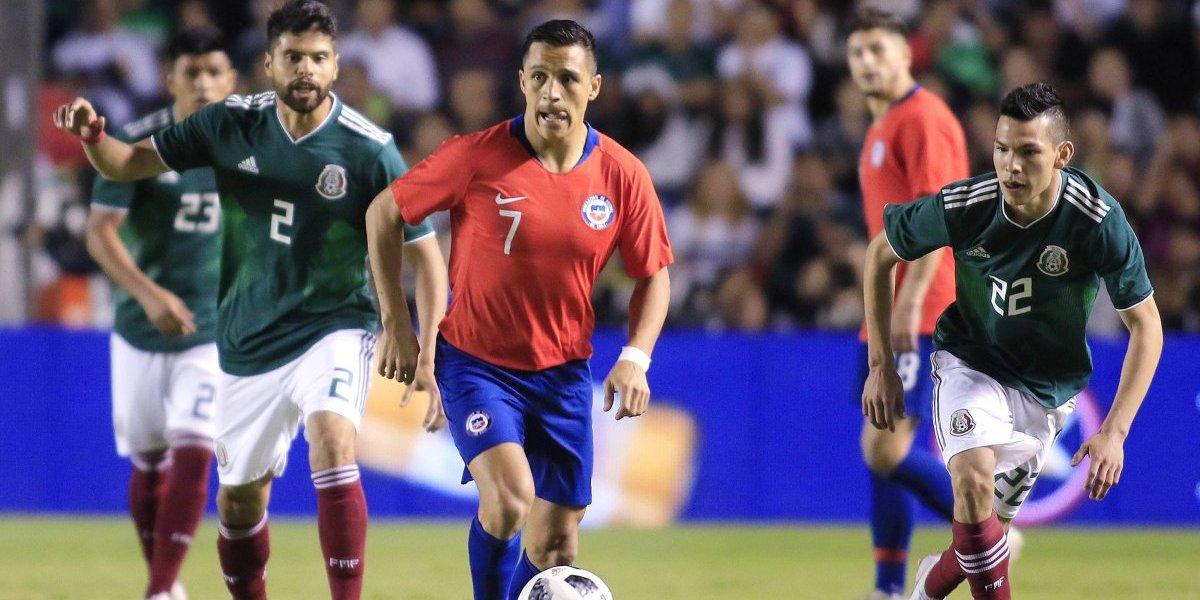 """Alexis Sánchez aún sufre con el """"síndrome del Manchester United"""" y también tuvo un opaco rendimiento por la Roja"""