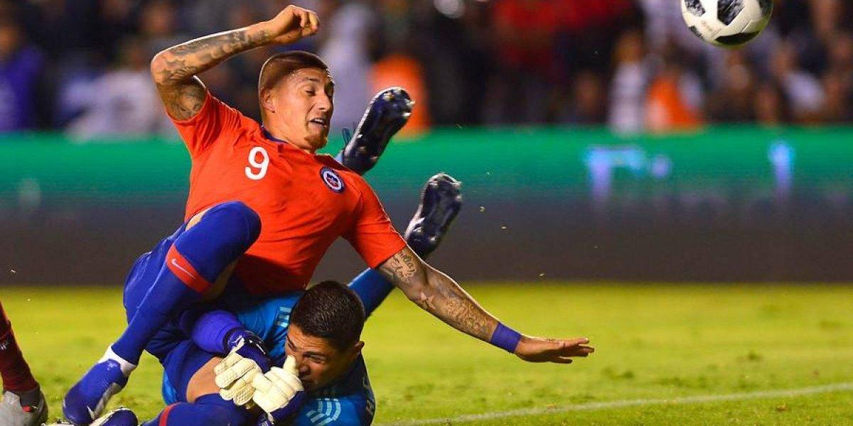 Uno a uno: la banca levantó a la Roja de Rueda que gracias a Nicolás Castillo se acordó de ganar