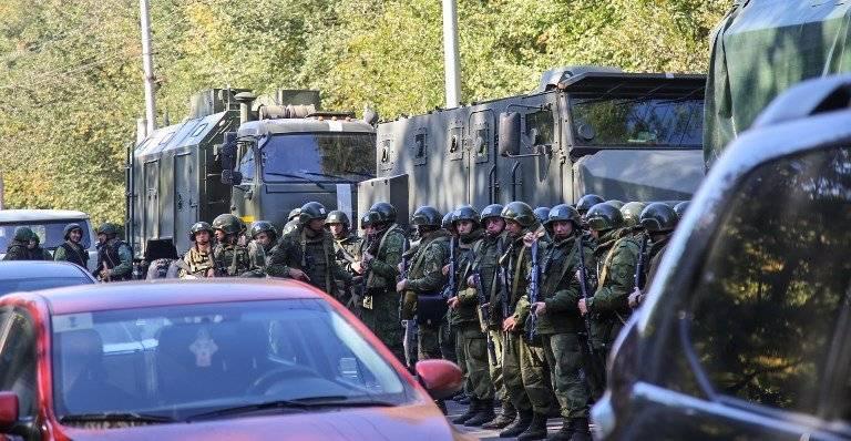 Ataque en escuela de Crimea
