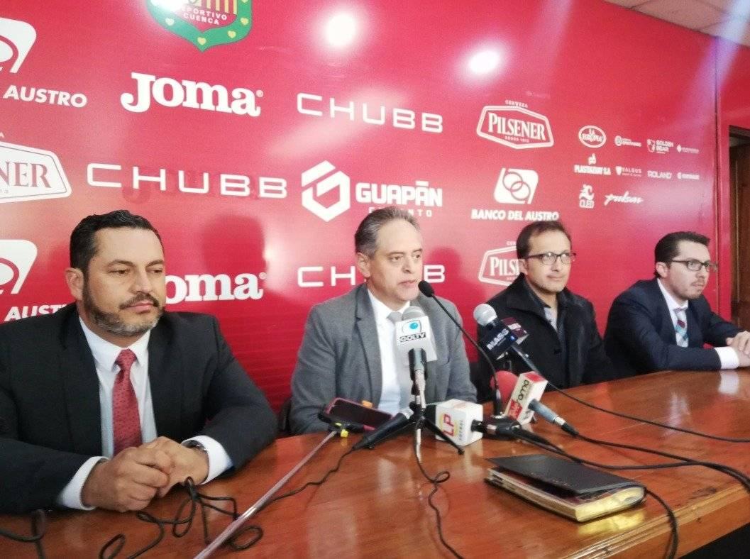 Deportivo Cuenca contrata a Luis Soler como técnico y confirma dos fichajes Twitter