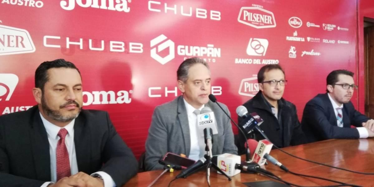 Directivos del Deportivo Cuenca sancionan a todo el plantel