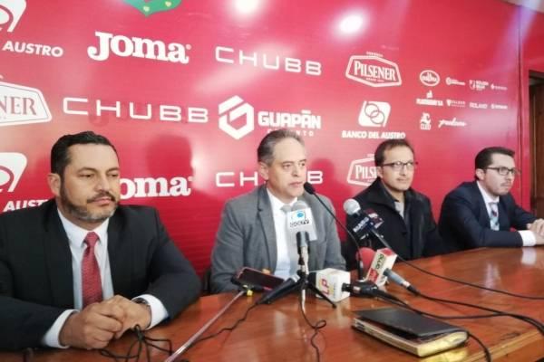 Deportivo Cuenca contrata a Luis Soler como técnico y confirma dos fichajes