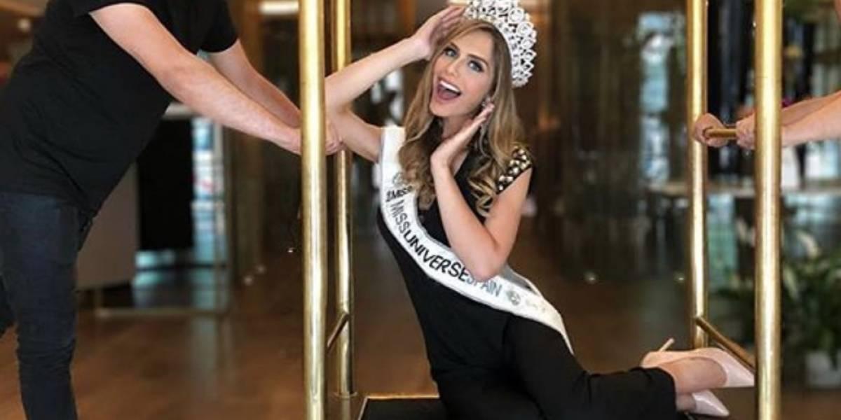 ¿Cuántas cirugías tiene Miss España?