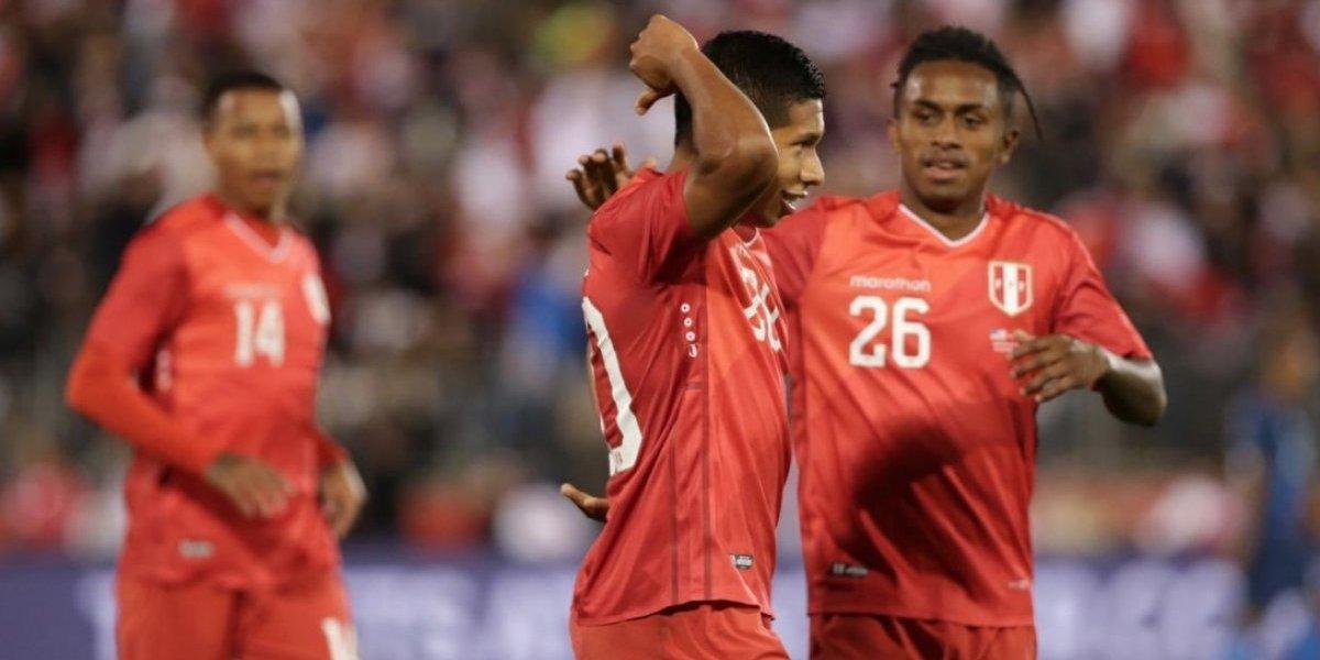 Estados Unidos sí supo hacerle partido a Perú y los frenó con un empate