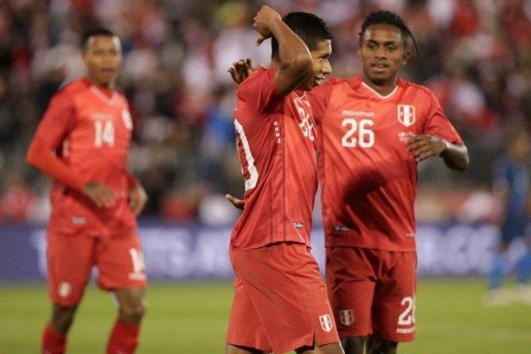 Perú cerró la positiva gira por Estados Unidos con un empate / imagen: Twitter Selección Perú