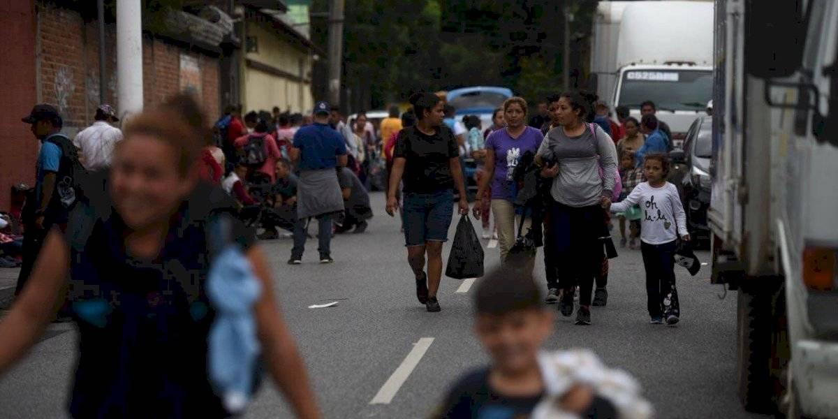 Guatemala solo ha otorgado siete residencias de asilo en 2019
