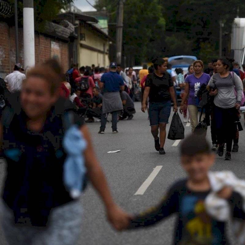 Trump reanudará asistencia para Guatemala, El Salvador y Honduras