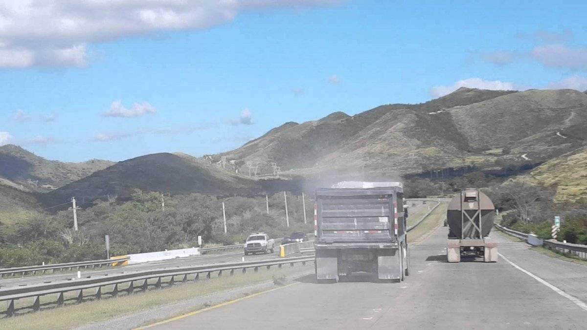 cenizas truck