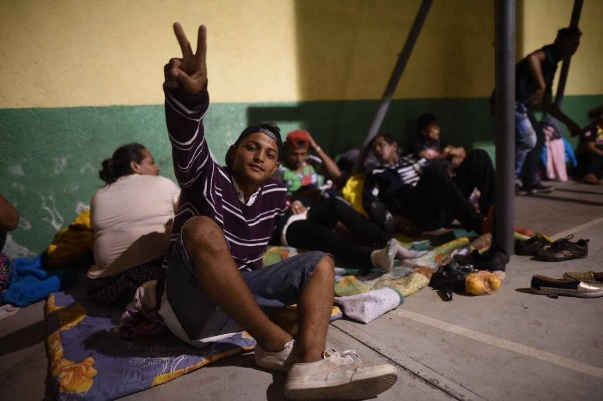 Gobierno mexicano pide ayuda a la ONU para atender a Caminata Migrante