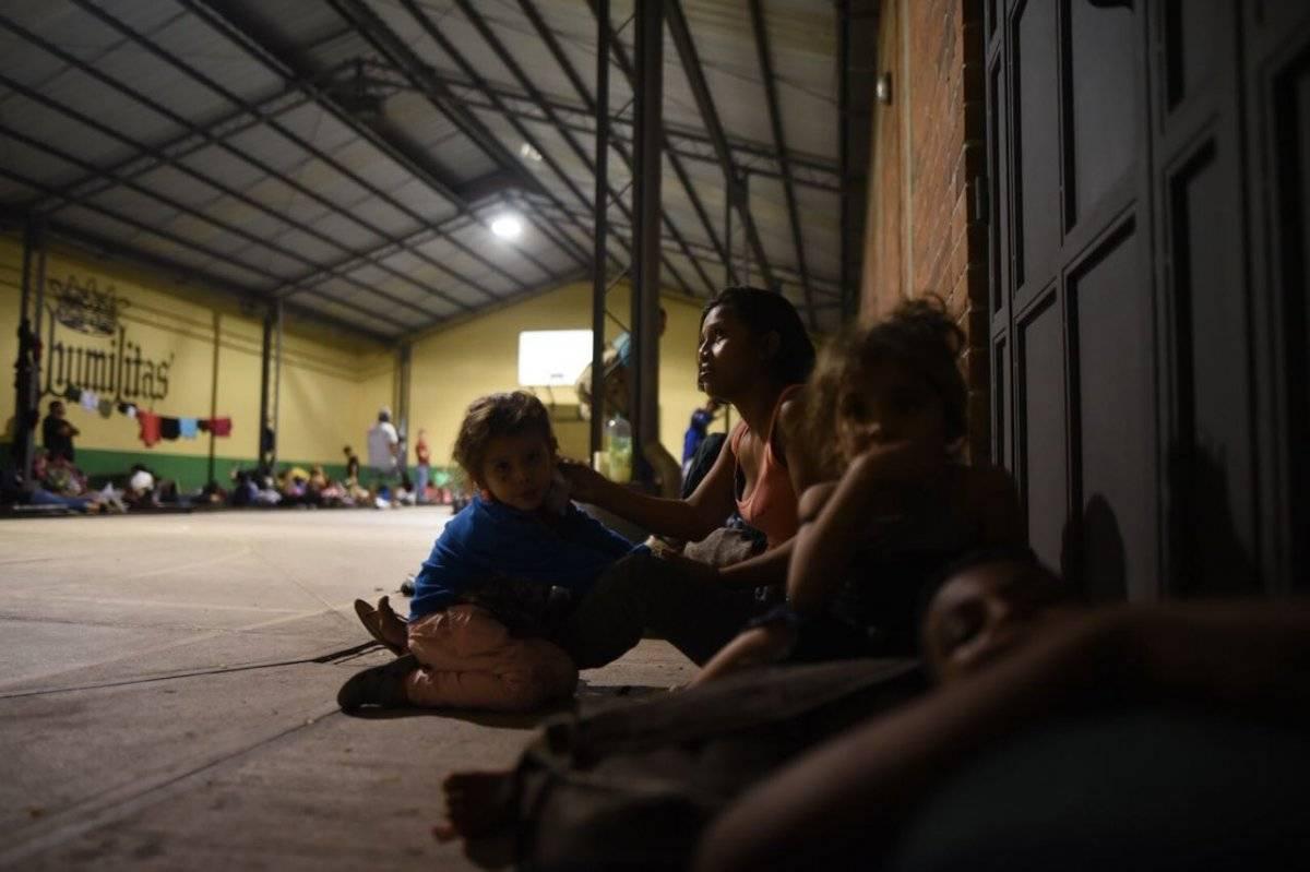 México pide intervención de la ONU en caravana de migrantes