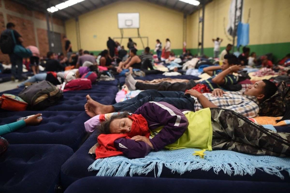 México pedirá apoyo a la ONU para Caravana Migrante