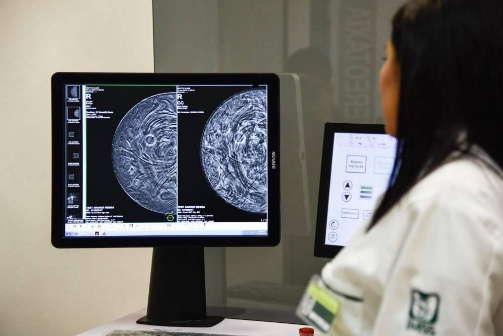 En 2016 se registraron 6,629 muertes por cáncer de mama. Foto: Cuartoscuro
