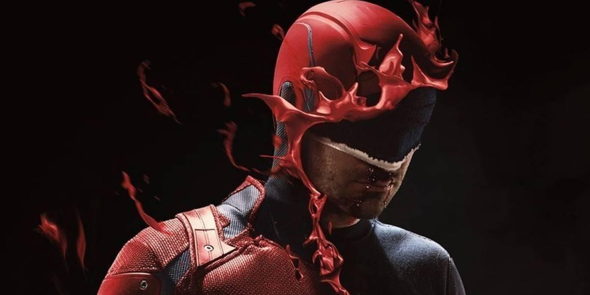 Daredevil deja salir al diablo en el nuevo póster de la tercera temporada