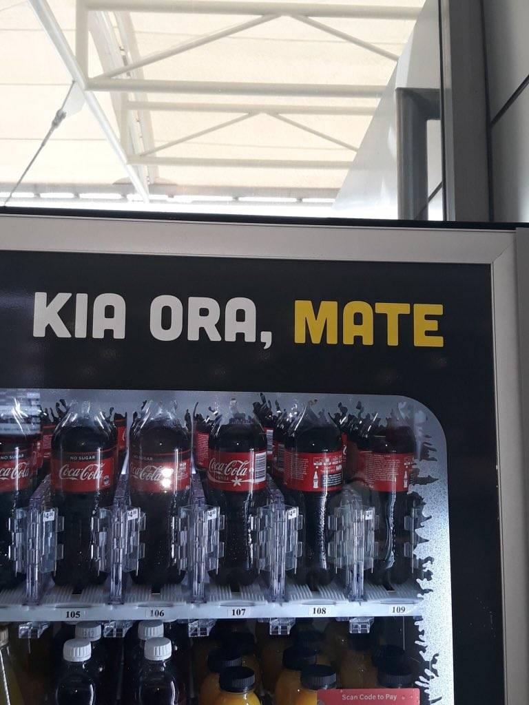 Critican a Coca Cola por grave error de traducción en Nueva Zelanda