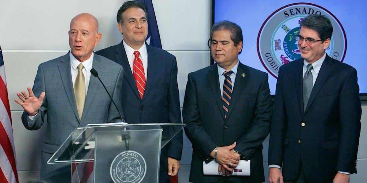Política energética pasa a la firma del gobernador