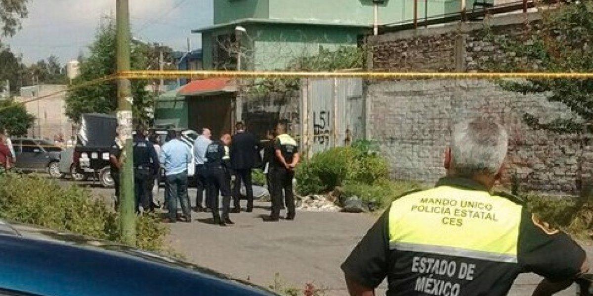 Encuentran cuerpo mutilado de mujer en Jardines de Morelos, Ecatepec