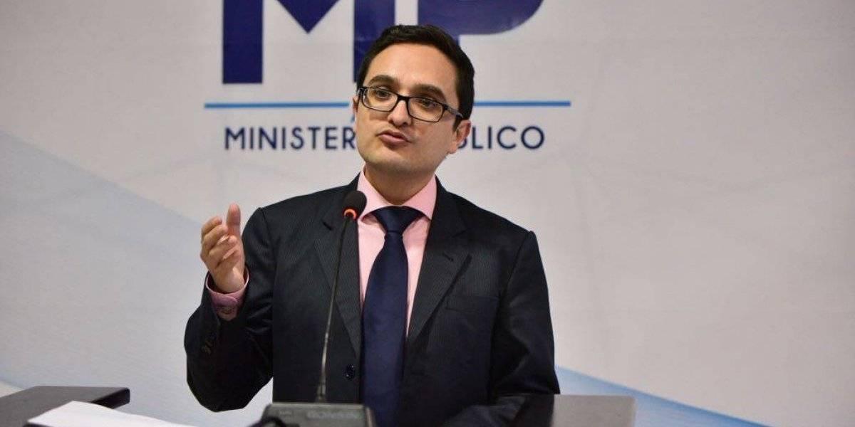 MP da seguimiento a denuncia de Felipe Alejos contra dos fiscales