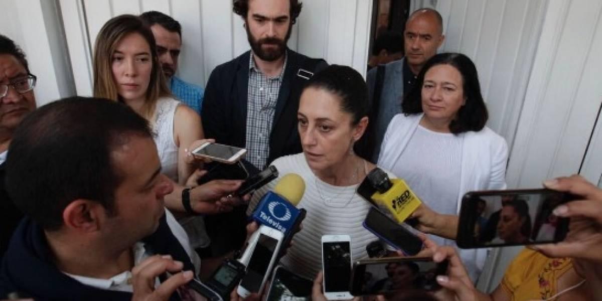 Claudia Sheinbaum suspenderá fotomultas en enero de 2019