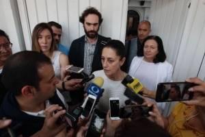 Claudia Sheinbaum anuncia que en enero 2019 se suspenderán las fotomultas
