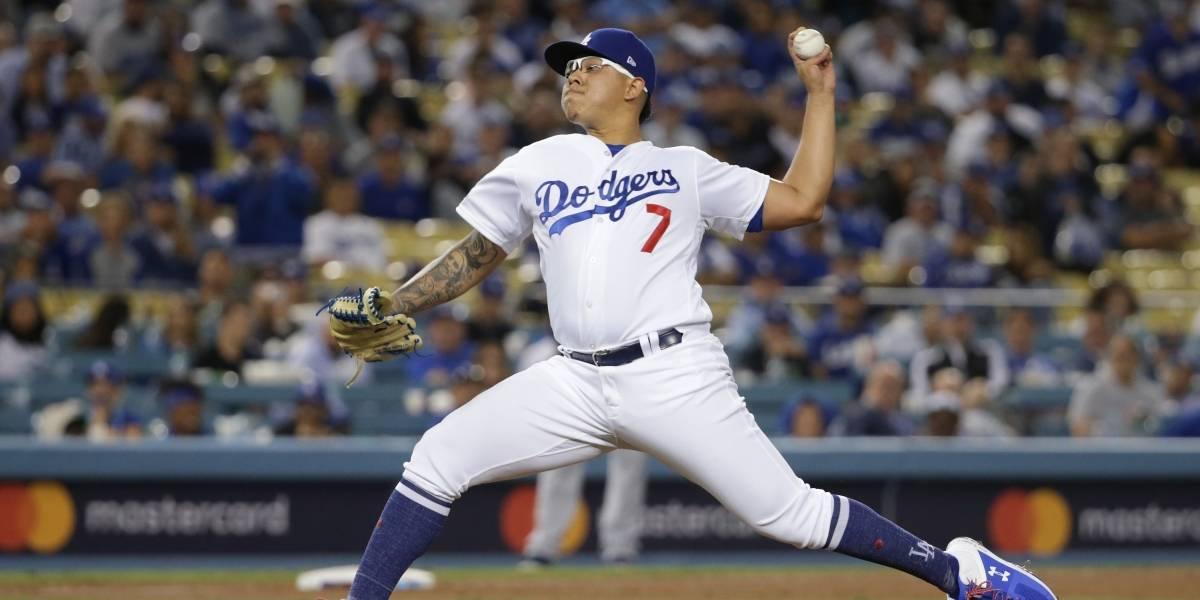 Dodgers a una victoria de volver a la Serie Mundial