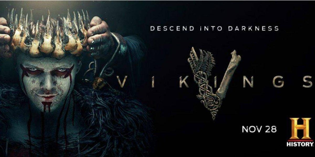 Vikings: Quem está coroando Ivar em novo poster macabro da 5ª temporada?
