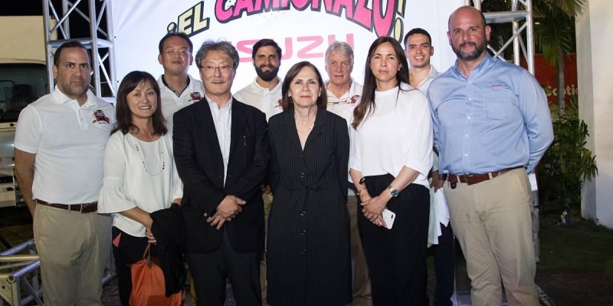 """#TeVimosEn: Realizan con gran éxito primera versión """"El Camionazo Isuzu 2018"""""""