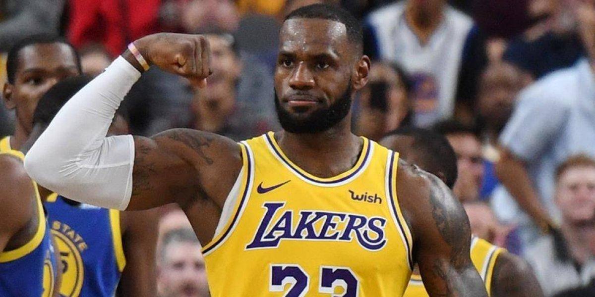 Hoy inicia el nuevo reto de LeBron James