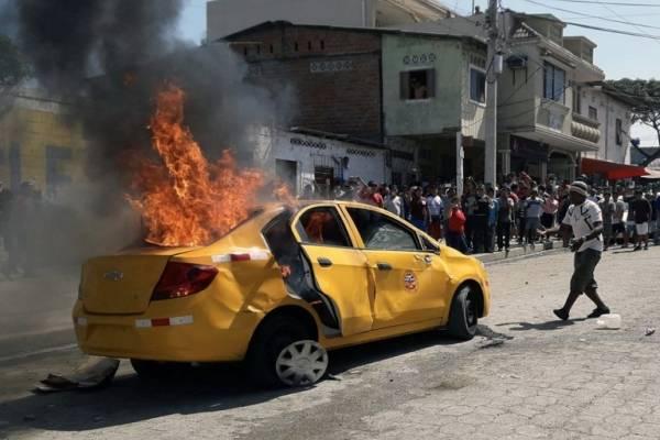 Linchan a tres personas en Posorja, Ecuador