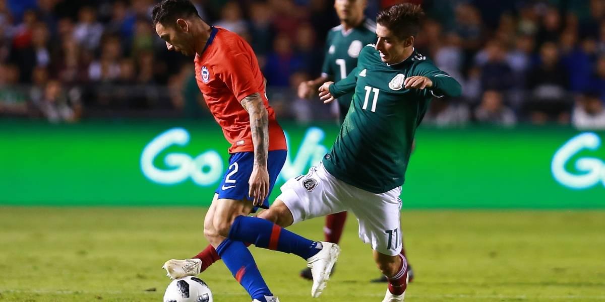 Televisa gana la batalla a TV Azteca en el ratin del México-Chile
