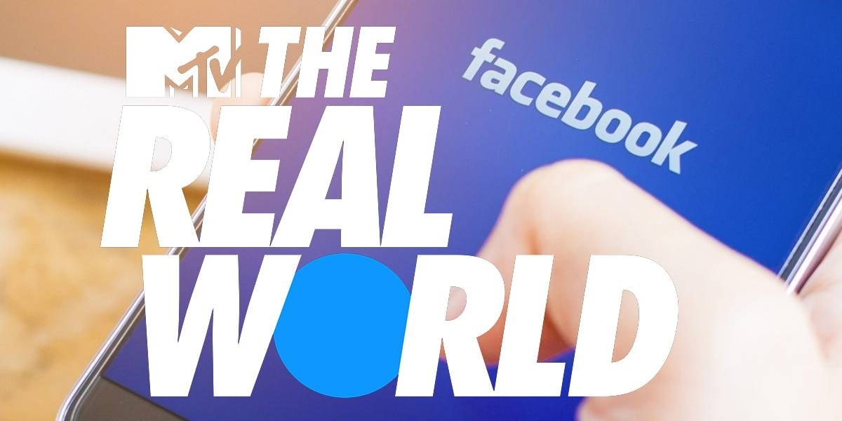 MTV y Facebook se unen para revivir The Real World