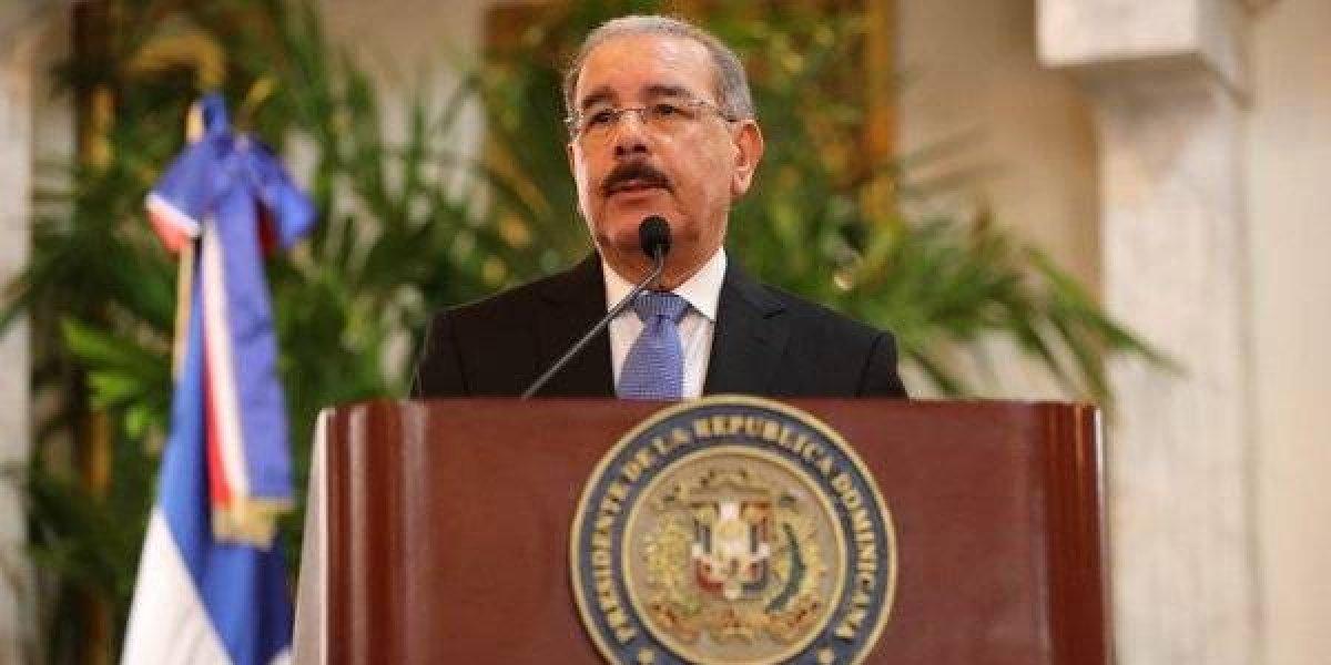Presidente Medina dice RD produce 85% de alimentos que consume